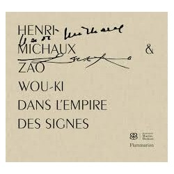 catalogue de l'exposition Zao Wou-Ki, éditions Gallimard