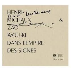 catalogue de l'exposition Zao Wou-Ki, éditions Gallimard